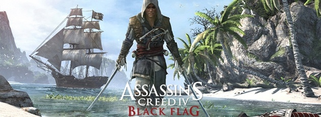 Assassin's Creed 4: Black Flag - Wii U