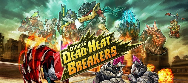 Dillon's Dead-Heat Breakers - N3DS