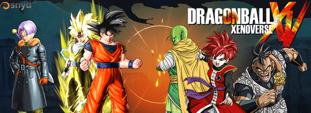 Dragon Ball Xenoverse - PC