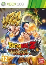 Dragon Ball Z: Ultimate Tenkaichi - Xbox 360
