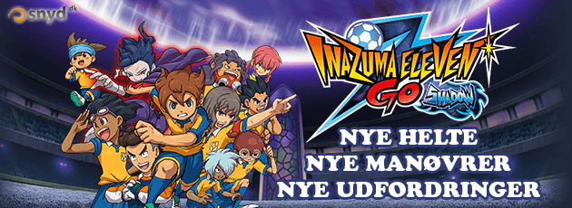 Inazuma Eleven Go: Shadow - N3DS