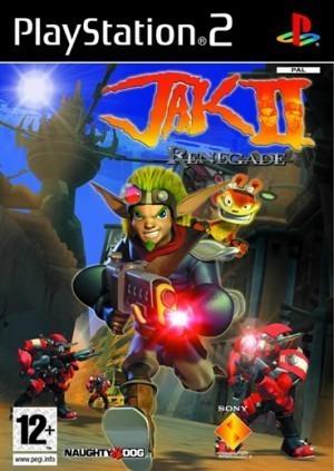 Jak 2 Renegade - PS2