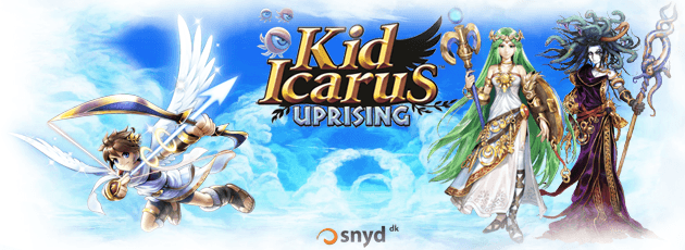 Kid Icarus: Uprising - N3DS