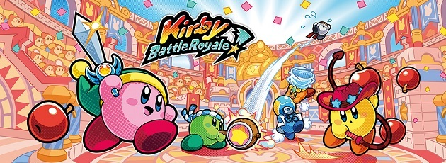 Kirby Battle Royale - N3DS