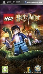 LEGO Harry Potter Years 5-7 - psp
