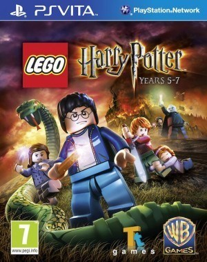 LEGO Harry Potter Years 5-7 - vita