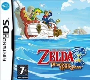 Legend of Zelda Phantom Hourglass - nds