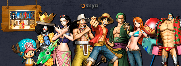One Piece: Pirate Warriors 3 - PS Vita