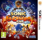 Sonic Boom™ Fire & Ice - n3ds