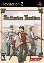Suikoden Tactics - ps2