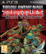 Teenage Mutant Ninja Turtles Mutants In Manhattan - ps3
