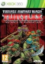Teenage Mutant Ninja Turtles Mutants In Manhattan - x360