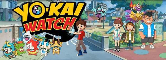 Yo-kai Watch (EU) - N3DS