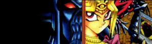 Yu-Gi-Oh! Forbidden Memories banner