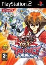Yu-Gi-Oh! GX Tag Force Evolution - ps2