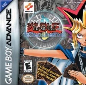 Yu-Gi-Oh! The Eternal Duelist Soul - gba