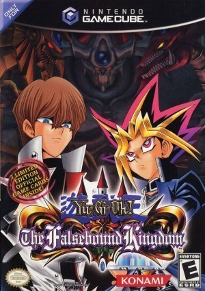 Yu-Gi-Oh! The Falsebound Kingdom - gc