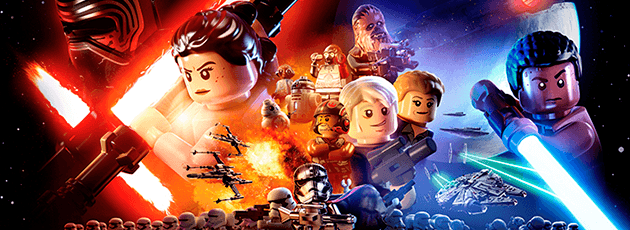 LEGO Star Wars: The Force Awakens - N3DS