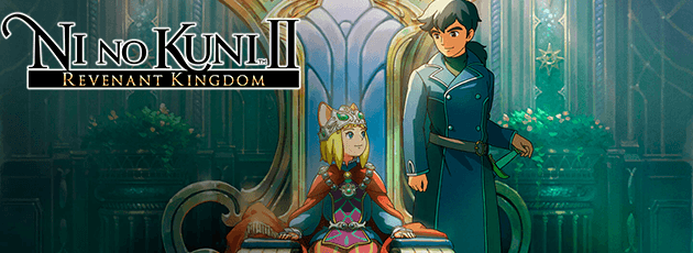 Ni no Kuni II: Revenant Kingdom - PC