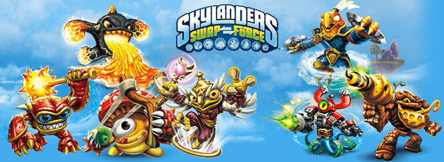 Skylanders Swap Force - N3DS