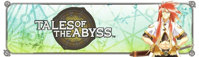 Tales of the Abyss - N3DS