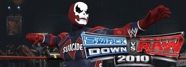 WWE SmackDown vs. Raw 2010 - PS3 / PS2 / PSP / X360 / Wii
