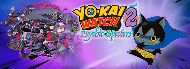 Yo-kai Watch 2: Psychic Specters (EU) - N3DS