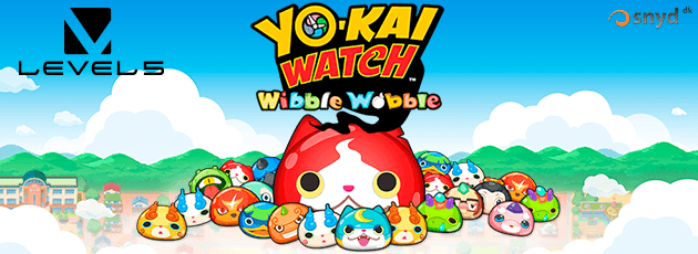 Yo-kai Watch: Wibble Wobble - iOS